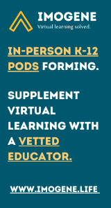 Imogene: Virtual Learning Solved