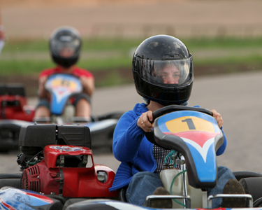 Kids St. Louis: Go Karts and Driving Experiences - Fun 4 STL Kids