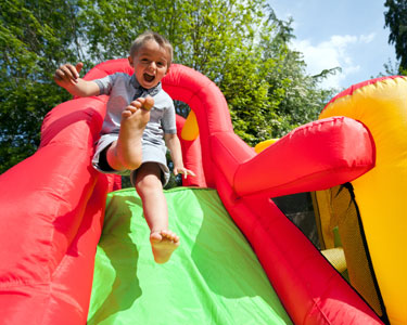 Kids St. Louis: Inflatables and Attractions - Fun 4 STL Kids
