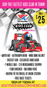 World Wide Raceway Kids Club