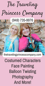 The Traveling Princess Company