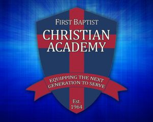 First Baptist Academy Summer Camp