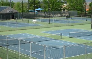 Webster Groves Tennis Center