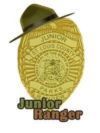 St. Louis County Parks Junior Ranger