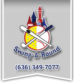 Swing-A-Round Fun Town Batting Cages