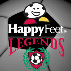 HappyFeet and Legends of St. Louis Soccer