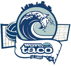 Wave Taco Sand Volleyball