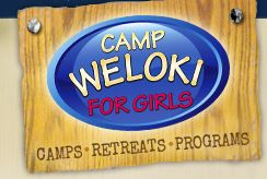 Camp Weloki for Girls Weekend Retreats