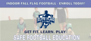Elite Football Academy Flag Football Now Registering