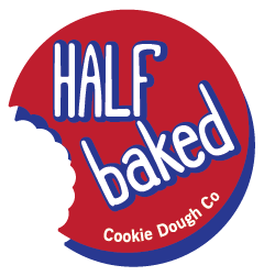 Half Baked Cookie Dough Company Catering and Food Truck