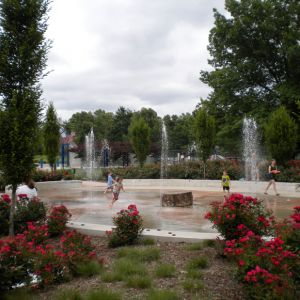Tilles Park (County) Spray Fountain