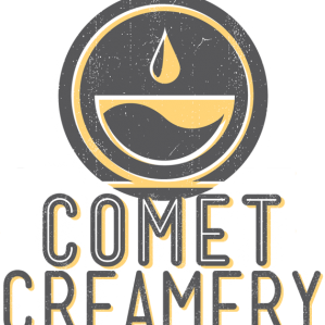 Comet Coffee, Croissanterie, and Creamery - Ice Cream