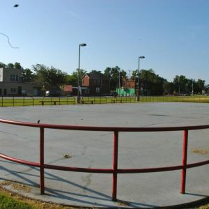Fairgrounds Skating Rink