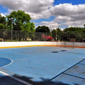 Tilles Park (City)  Skate Hockey Rink