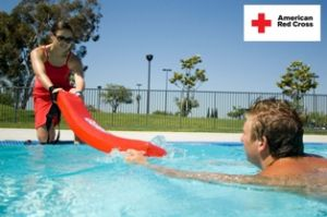 North Pointe Red Cross Lifeguard Training